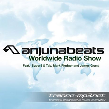 Anjunabeats Worldwide 075 - with James Grant