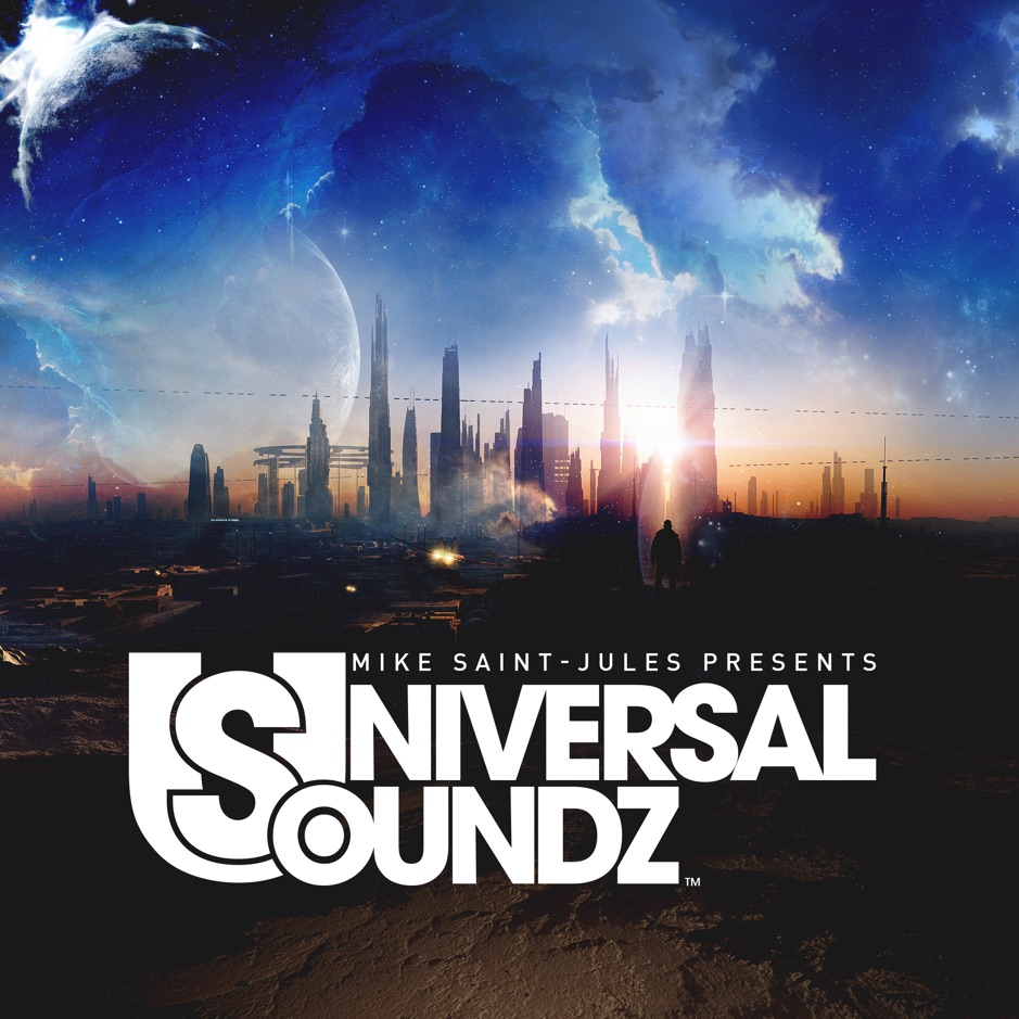 Mike Saint-Jules - Universal Soundz 658 (27 May 2019)