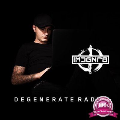 Sean Tyas - Degenerate Radio 165 (27-05-2019)