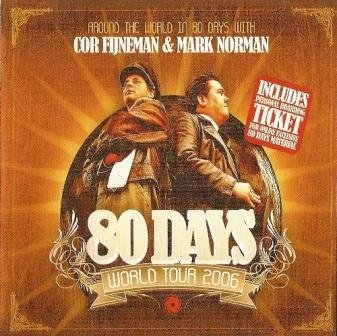 VA-Around The World In 80 Days With Cor Fijneman & Mark Norman (2 CD) 2006