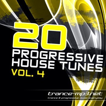 20 Progressive House Tunes: Vol 4