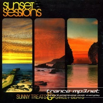 VA-Sunset Sessions-Sunny Treats And Sweet Beats-3CD