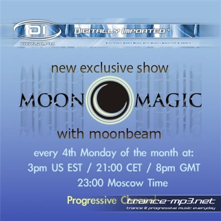 Moonbeam - Moon Magic 023-(DI.FM)-27-09-2010