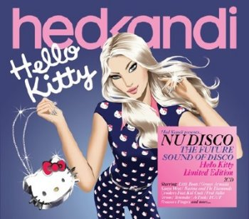 Hed Kandi Nu Disco (Hello Kitty Limited Edition) (2010)