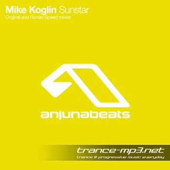 Mike Koglin-Sunstar Incl Ronski Speed Remix-2011