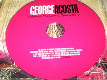 George Acosta-Visions Behind Expressions-2011
