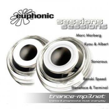 Ronski Speed - Euphonic Sessions-SBD-2011-02-28