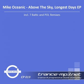 WEB синглы.  ARTiST : Mike Oceanic TiTLE : Above The Sky / Longest Days...