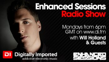 Will Holland - Enhanced Sessions 085 Incl Audien Guestmix-02-05-2011