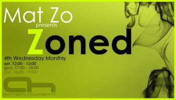 Mat Zo - Zoned 029 on AH.FM (25-05-2011)
