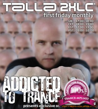 Talla 2XLC - Addicted to Trance september 2011 02-09-2011