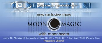 Moon Magic 035 (September 2011) - Hosted by Moonbeam