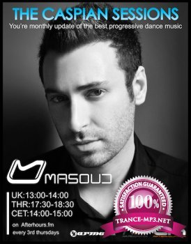 Masoud - The Caspian Sessions 002  20-10-2011