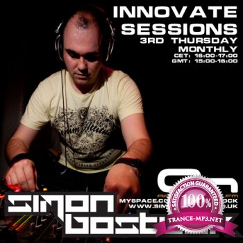 Simon Bostock - Innovate Sessions 028 20-10-2011