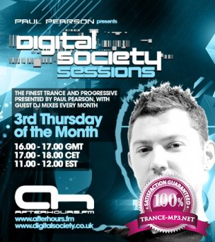 Paul Pearson - Digital Society Sessions 035 20-10-2011