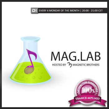 Magnetic Brothers Presents - Mag.Lab 002 October 2011