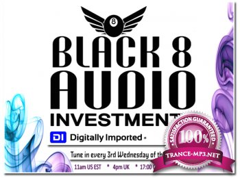 Black 8 Presents - Audio Investments 011 January 2012