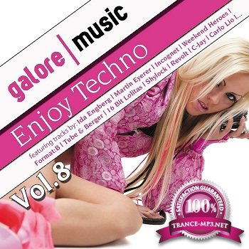 Enjoy Techno! Vol.8 (2012)