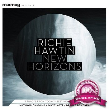 Richie Hawtin presents New Horizons (2012)