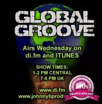 Johnny Breaks Chicago - A Global Groove 128 (Recorded Live @ Jazid Miami) 28-03-2012