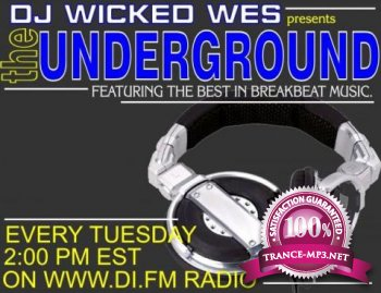 DJ Wicked Wes - The Underground 238 28-03-2012