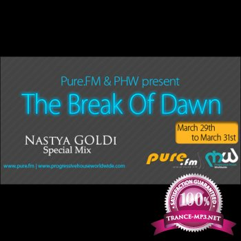 Nastya GOLDi - The Break Of Dawn (30.03.2012)
