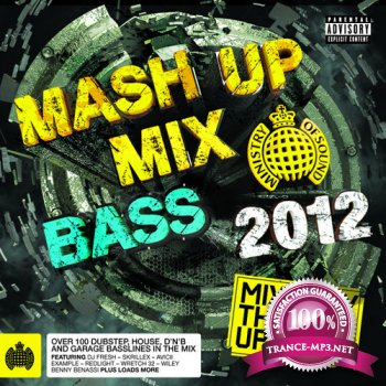 Mash Up Mix Bass 2012 — Mixed by The Cut Up Boys (2012)