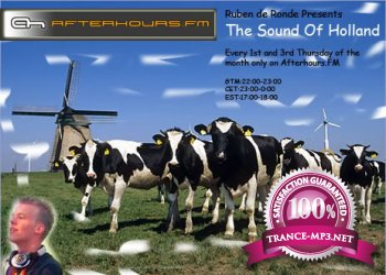 Ruben de Ronde - The Sound of Holland 120 (Ruben de Ronde - 6YAMC) 01-06-2012