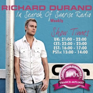 Richard Durand - In Search Of Sunrise Radio 091 08-06-2012