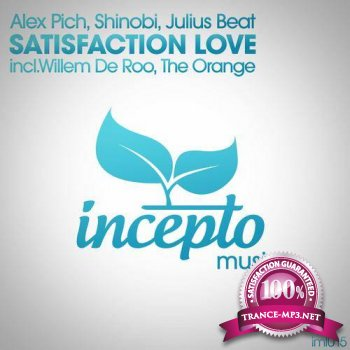 Julius Beat & Alex Pich & Shinobi - Satisfaction Love