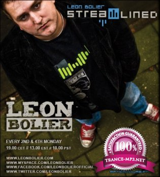 Leon Bolier - StreamLined 076 (Live at Awakening Launch) 23-07-2012