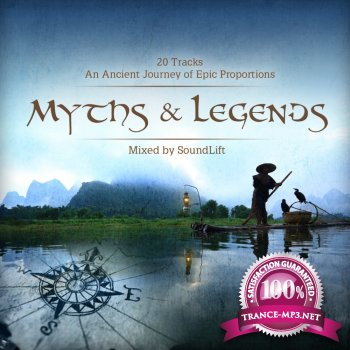 Myths And Legends Mixed By SoundLift (2012)