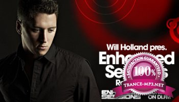 Will Holland - Enhanced Sessions 154 (guests Las Salina) 27-08-2012