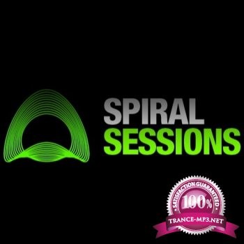 Robert Nickson - Spiral Sessions (September 2012) 18-09-2012