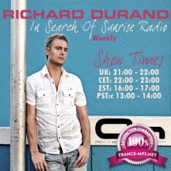 Richard Durand - In Search of Sunrise Radio 112 (2012-11-02)