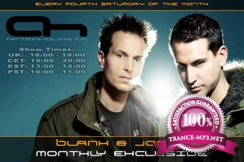 Blank & Jones - Monthly Exclusive (January 2013)