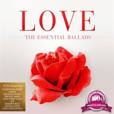 Love The Essential Ballads - Various 3 CD (2012)