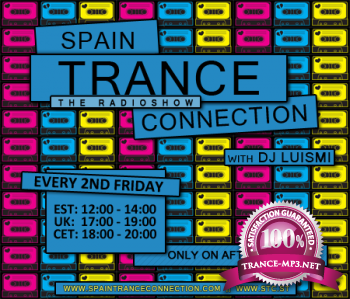 Spain Trance Connection - The RadioShow 057 (Flekor Guest Mix) (08-03-2013)