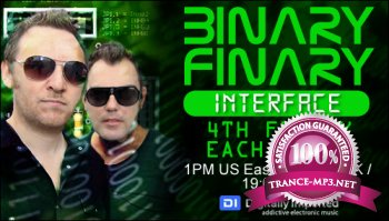 Binary Finary - Interface 025 (22-03-2013)