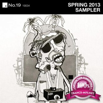 No.19 Music Spring Sampler (2013)
