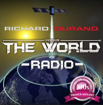 Richard Durand - Richard Durand vs. The World Radio 004 (2013-06-02) (SBD)
