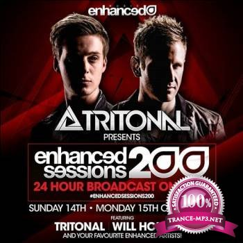 Tritonal - Enhanced Sessions 200