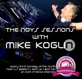 Mike Koglin - The Noys Sessions (July 2013) (22-07-2013)