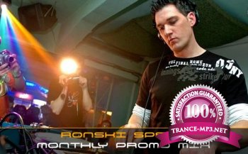 Ronski Speed - Promo Mix (August 2013) (2013-07-29)