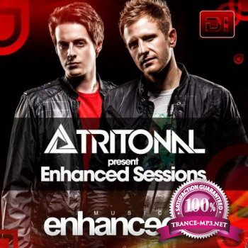Tritonal - Enhanced Sessions 206 (guest Estiva) (26-08-2013)