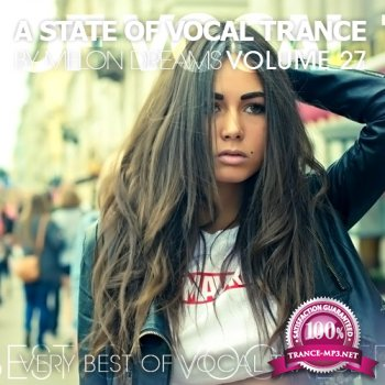 VA - A State Of Vocal Trance Volume 27 (2013)
