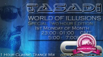 Tasadi - World of Illusions 050 (2014-01-06)