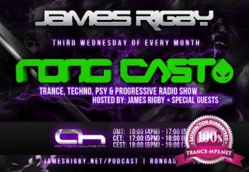 James Rigby - Rongcast 051 (2014-09-22)