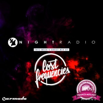 Armada Night & Lost Frequencies - Armada Night Radio 020 (2014-09-23)