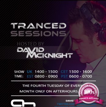 David McKnight - Tranced Sessions 011 (2014-09-23)